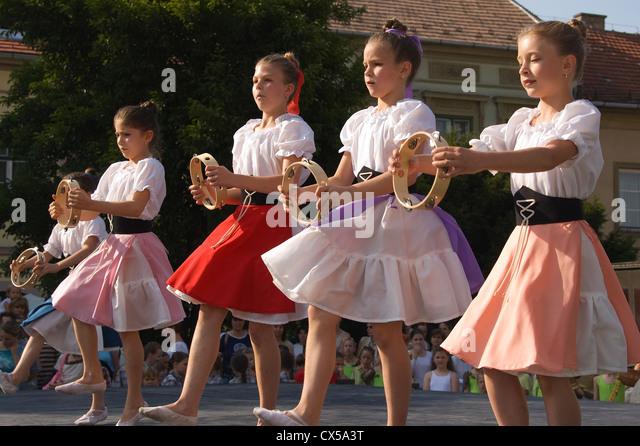 Tambourine Dance Stock Photos & Tambourine Dance Stock ...