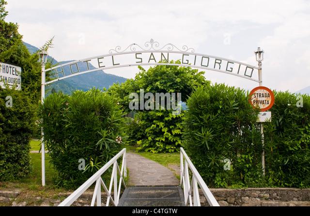 San Giorgio Hotel Como Italy