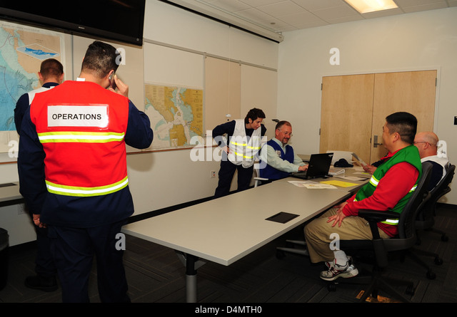 IOC ICS training - Stock Image