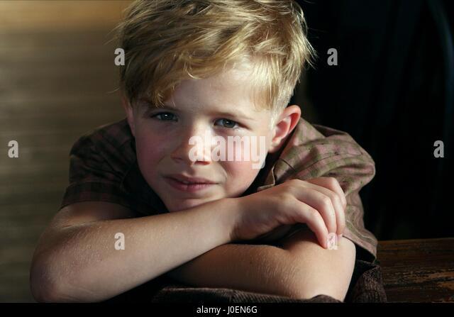 JAKOB SALVATI LITTLE BOY (2015) - Stock Image