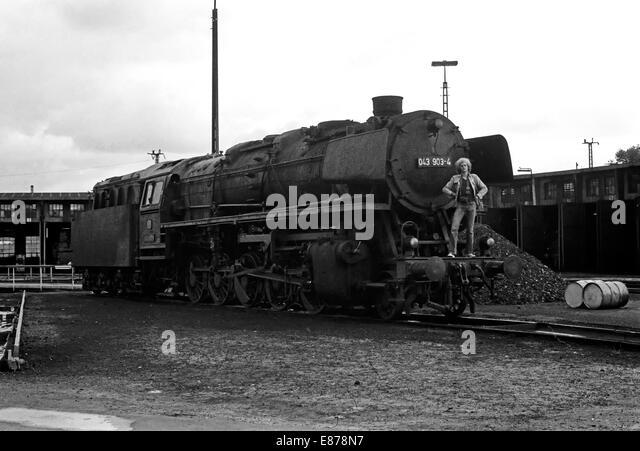 Gueterzuglokomotive Stock Photos Gueterzuglokomotive
