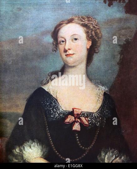 Mary Rossam - Stock Image