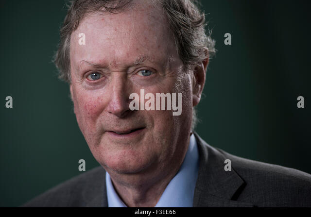 British writer, novelist and columnist Ferdinand Mount. - Stock Image