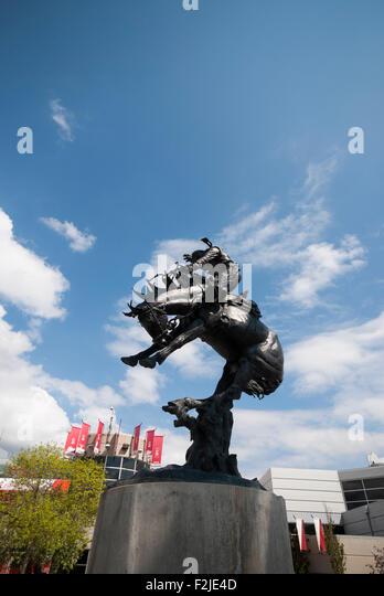 Statue Sculpture Western Cowboy Stock Photos Amp Statue