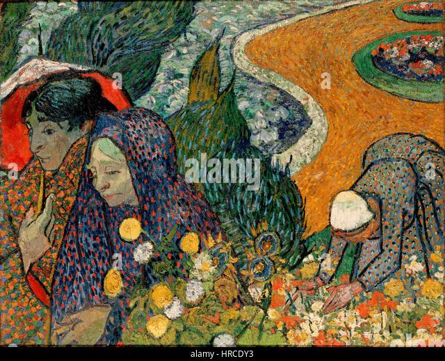 Vincent Van Gogh Arles Stock Photos Vincent Van Gogh Arles Stock Images Alamy