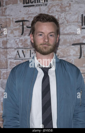 Christopher Masterson attending the Grand Opening of TAO, Beauty + Essex, Avenue + Luchini LA in Los Angeles, California. - Stock Image