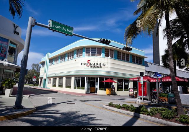 Napkin Burger Miami Beach