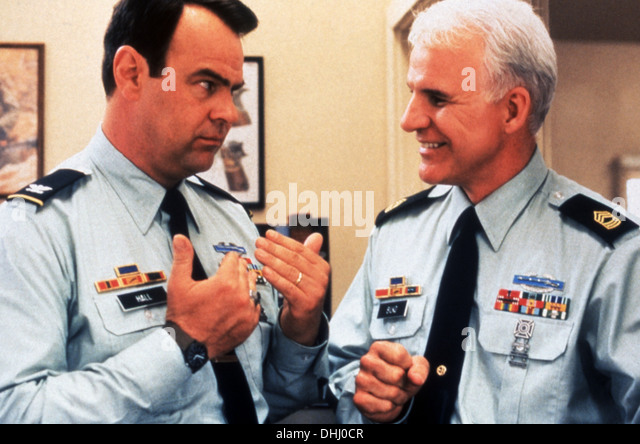 SGT BILKO (1996) DAN AYKROYD, STEVE MARTIN, JONATHAN LYNN (DIR) 004 MOVIESTORE COLLECTION LTD - Stock Image