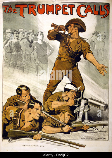World war i dates in Sydney