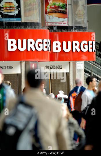 Fast Food Flins