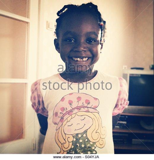 Happy kid - Stock Image