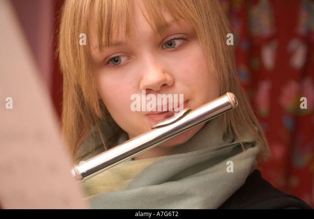 flautist - Stock-Bilder