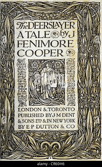 a biography of the american novelist james fenimore cooper James fenimore cooper was born on september 15th, 1789 in burlington, new jersey in the united states cooper was a famous american writer who rose to fame during the 19th century his writing career took off after wagering with his wife.