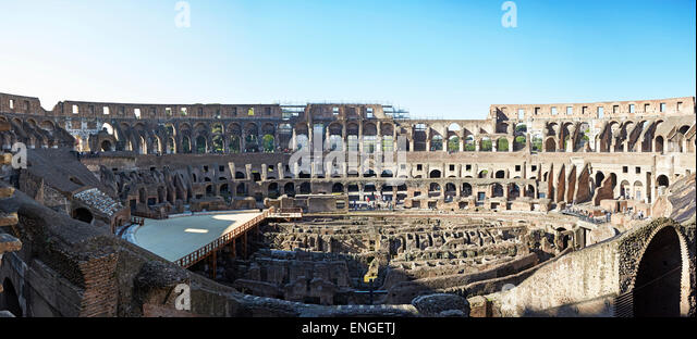 The Colosseum and Vespasian's Rome
