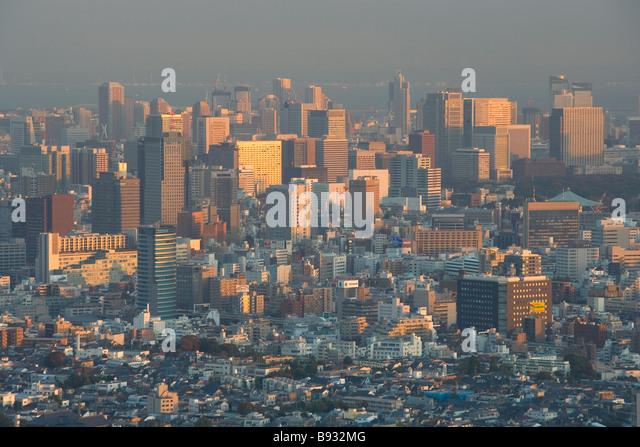 Tokyo Japan - Stock Image