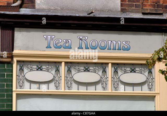 Market Harborough Tea Room