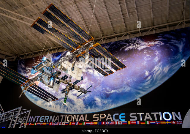 Houston texas and johnson space center stock photos for Space station usa