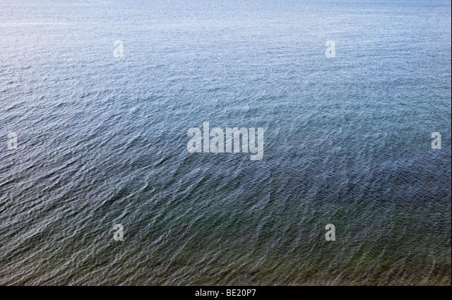 calm water of ocean - Stock-Bilder