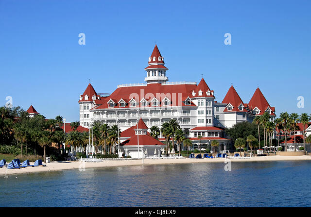 hotel in orlando stock photos hotel in orlando stock images alamy. Black Bedroom Furniture Sets. Home Design Ideas