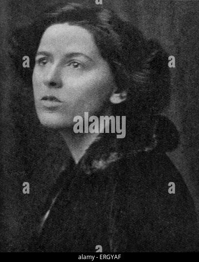 Rebecca West: British Irish suffragist, writer and literary critic, 21 December 1892– 15 March 1983. - Stock Image