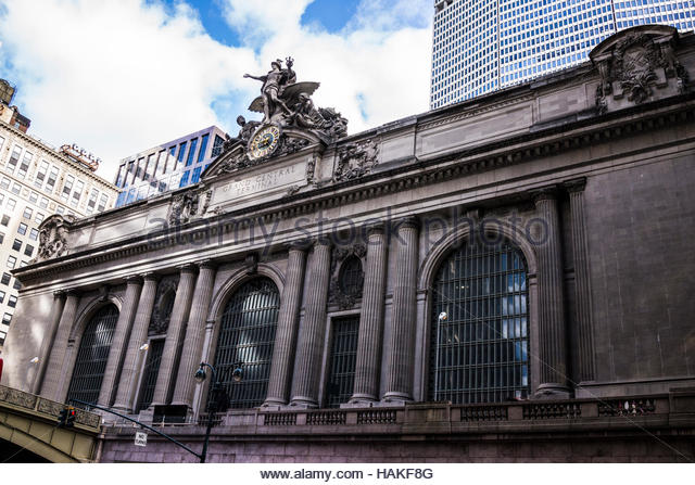 Grand Central Station in New York City, New York, USA - Stock Image