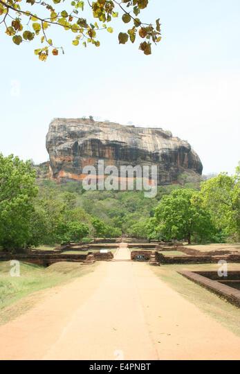 Sigiriya - Stock-Bilder