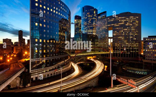 Paris, La Defense - Stock Image