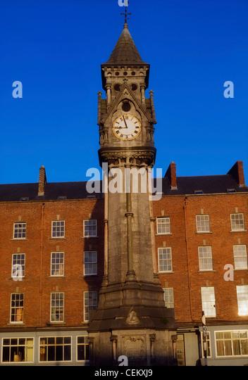 Co Limerick, Limerick City, Ireland - Stock Image