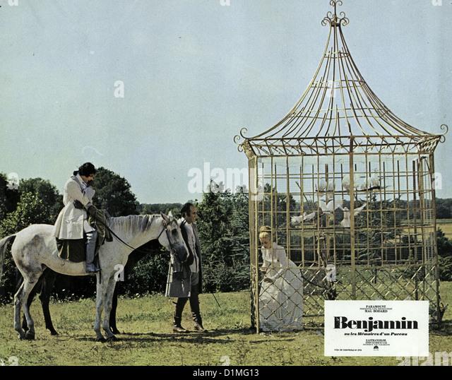 Benjamin - Aus Dem Tagebuch Einer Männlichen Jungfrau   Benjamin   Szenenbild  -- - Stock Image