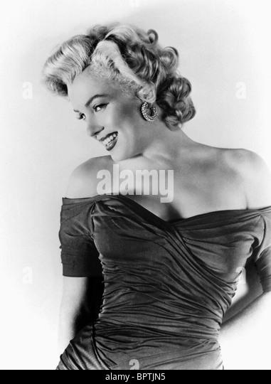 MARILYN MONROE ACTRESS (1958) - Stock Image