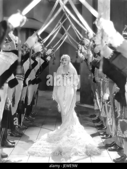 Corrine Griffith-1927-Lady in Ermine - Stock-Bilder