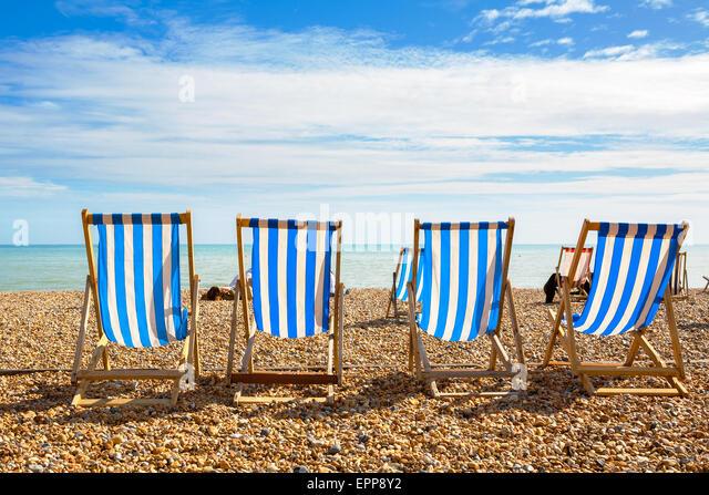 Brighton beach. Brighton, England - Stock Image