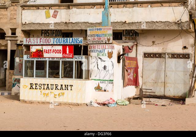 Fast Food Restaurants In Senegal