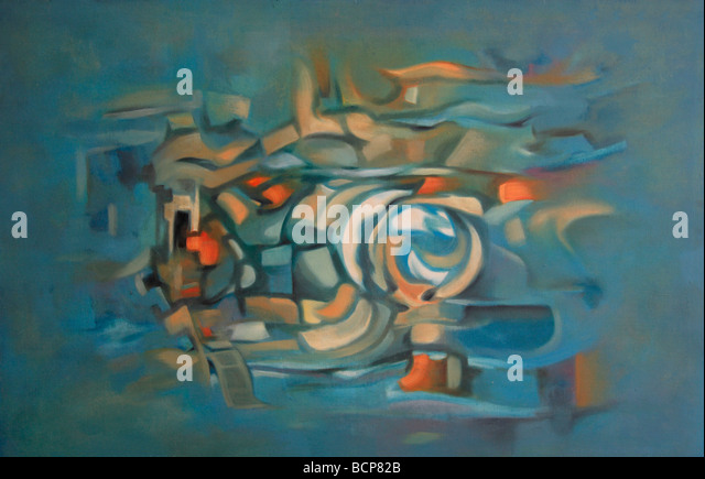 Tampered, Abstract Illustration - Stock Image