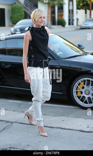 Portia De Rossi Modeling Age 12