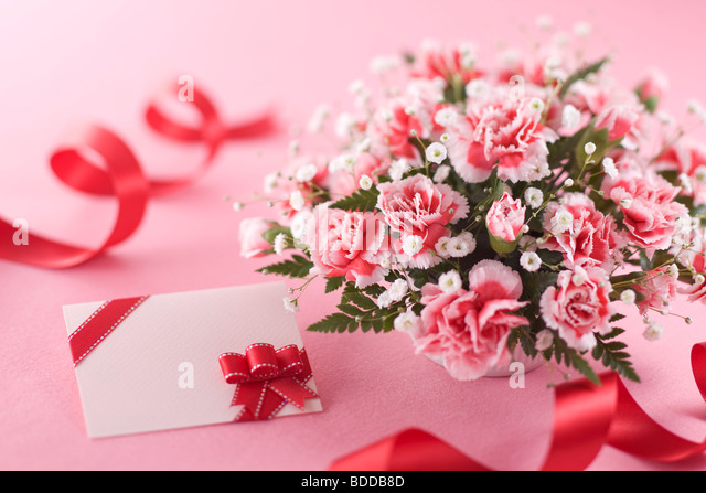 Mother's day gift - Stock Image