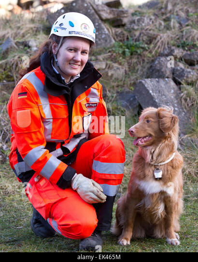 Mountain Rescue Dogs Northern Ireland