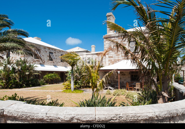 Bermudan stock photos bermudan stock images alamy for Royal terrace quarry bay