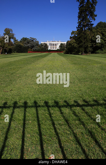 White House, Washington D.C., USA - Stock Image