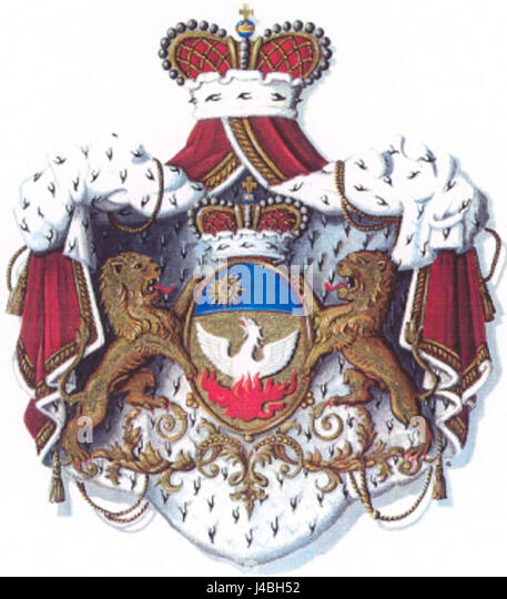 Coat Of Arms And Prince Stock Photos & Coat Of Arms And