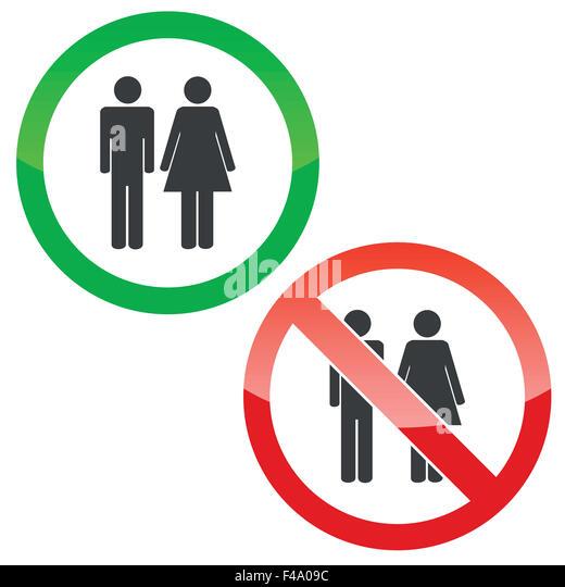 Restroom Door Signs Stock Photos Amp Restroom Door Signs