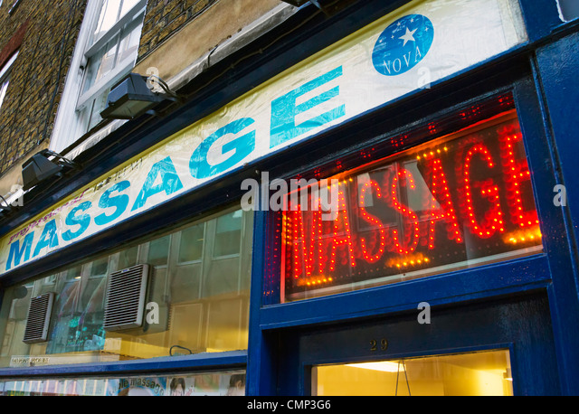 For the Asian massage parlors near union square