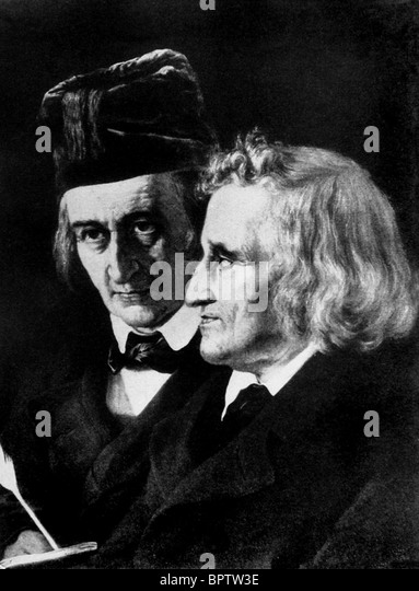 a biography of the brothers jakob and wilhelm grimm Genealogy for jacob ludwig karl grimm (1785 - 1863) family tree on geni,   jakob, with his younger brother wilhelm (born on 24 february.