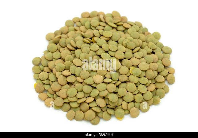 Lentils - Stock Image