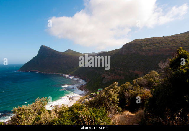 Table Mountain National Park, Cape Town, South Africa - Stock Image
