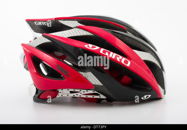 Giro Ionos lightweight road race cycling / triathlon helmet - Stock Image