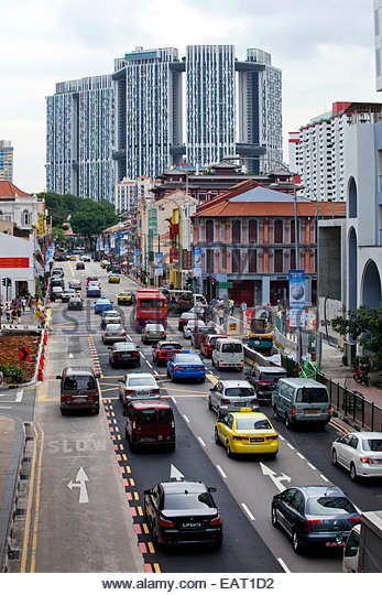 Singapore Buses Stock Photos & Singapore Buses Stock Images - Alamy