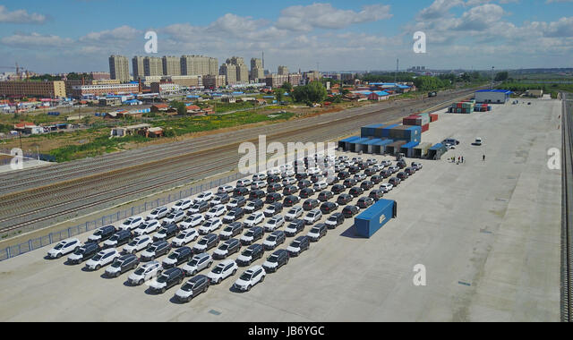 Freight line stock photos freight line stock images alamy for Great wall motors stock