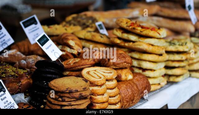 Gherkin Food Market