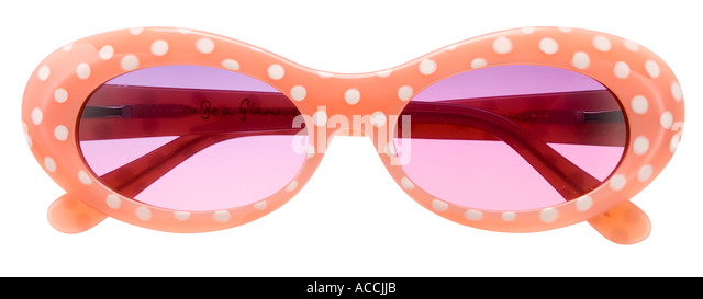Fashion sunglasses - Stock Image
